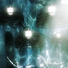 Emperor m neri   hu suspension pendant light  moooi molems m ba  design signed nedgis 69780 thumb