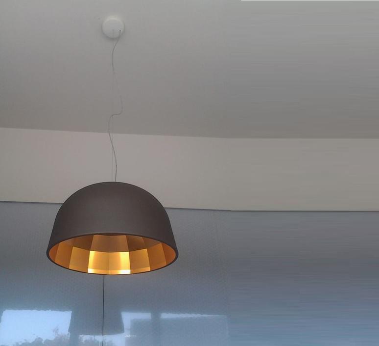 Empty jorg boner oluce 439 l bronze luminaire lighting design signed 22615 product