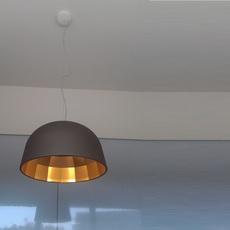Empty jorg boner oluce 439 l bronze luminaire lighting design signed 22615 thumb