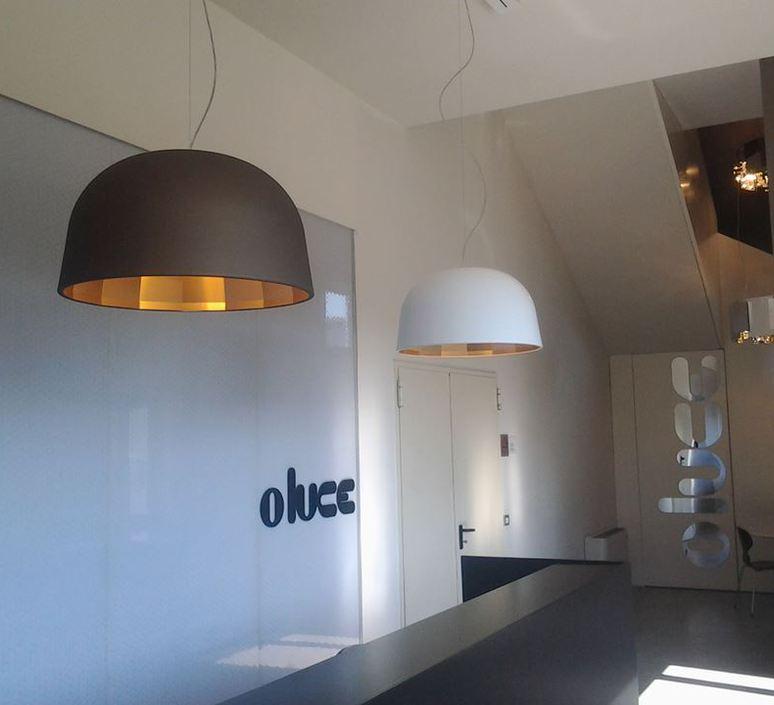 Empty jorg boner oluce 439 l bronze luminaire lighting design signed 22616 product