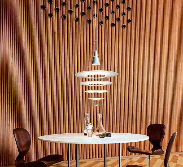 Enigma 545  suspension pendant light  louis poulsen 5741087183  design signed 58484 product