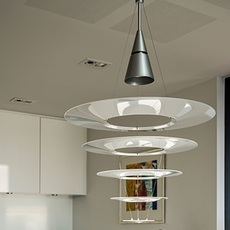 Enigma 545  suspension pendant light  louis poulsen 5741088742  design signed 65710 thumb