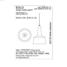 Eolo matteo ugolini karman se681n1 luminaire lighting design signed 19652 thumb
