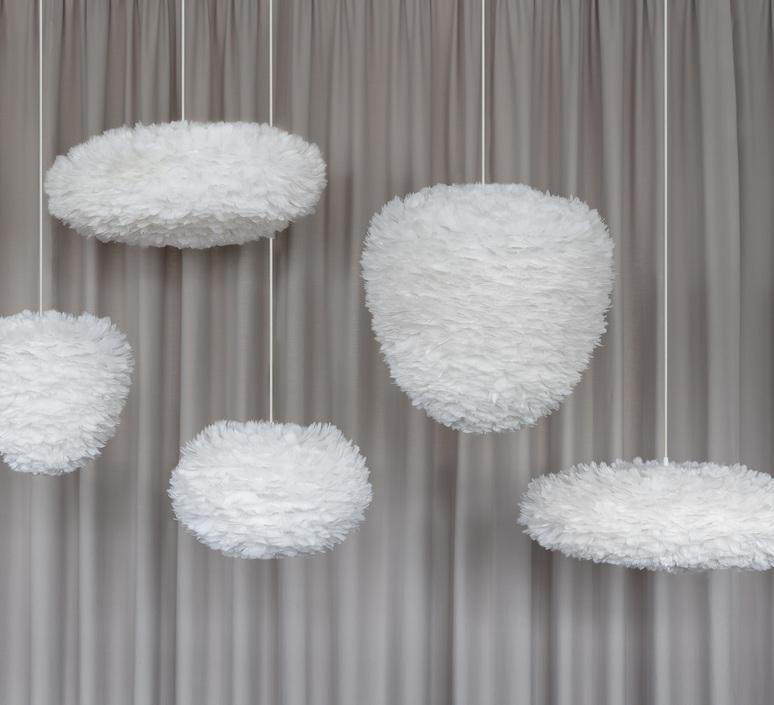 Eos mini blanc avec cable cord set blanc  soren ravn christensen suspension pendant light  umage vita copenhagen 2011 4005  design signed nedgis 93609 product