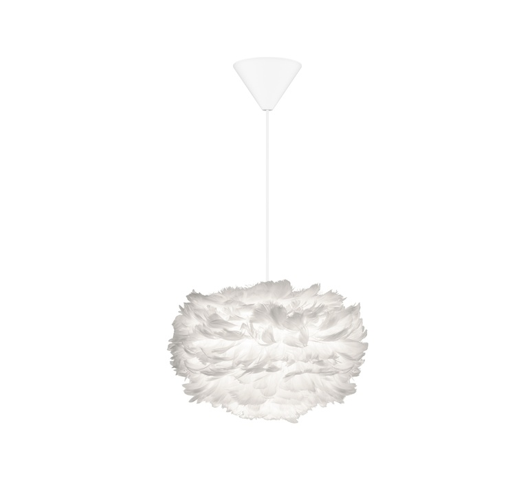 Eos mini blanc avec cable cord set blanc  soren ravn christensen suspension pendant light  umage vita copenhagen 2011 4005  design signed nedgis 93611 product
