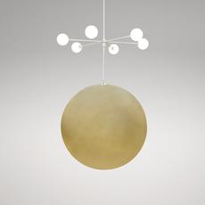 Epic 3 gwendolyn et guillane kerschbaumer suspension pendant light  areti epic 3 rows 1 blanc  design signed nedgis 64267 thumb