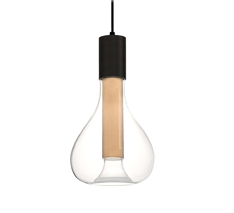 Eris s studio mayice suspension pendant light  lzf eris s bk 22  design signed nedgis 98019 product