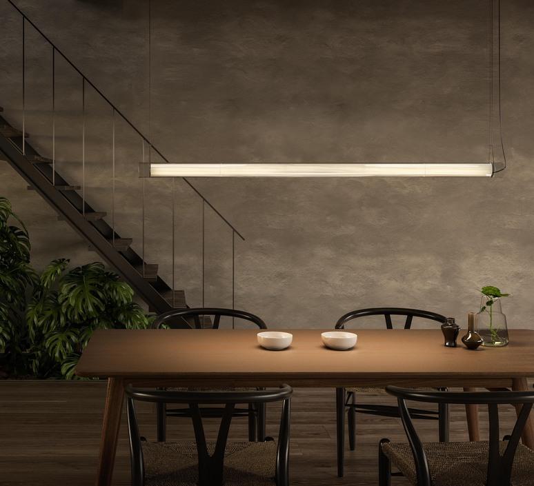 Estela s studio mayice suspension pendant light  lzf este s 150 led dim0 10v 20 shade  design signed nedgis 98090 product
