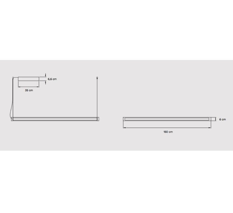 Estela s studio mayice suspension pendant light  lzf este s 150 led dim0 10v 30 shade  design signed nedgis 98108 product