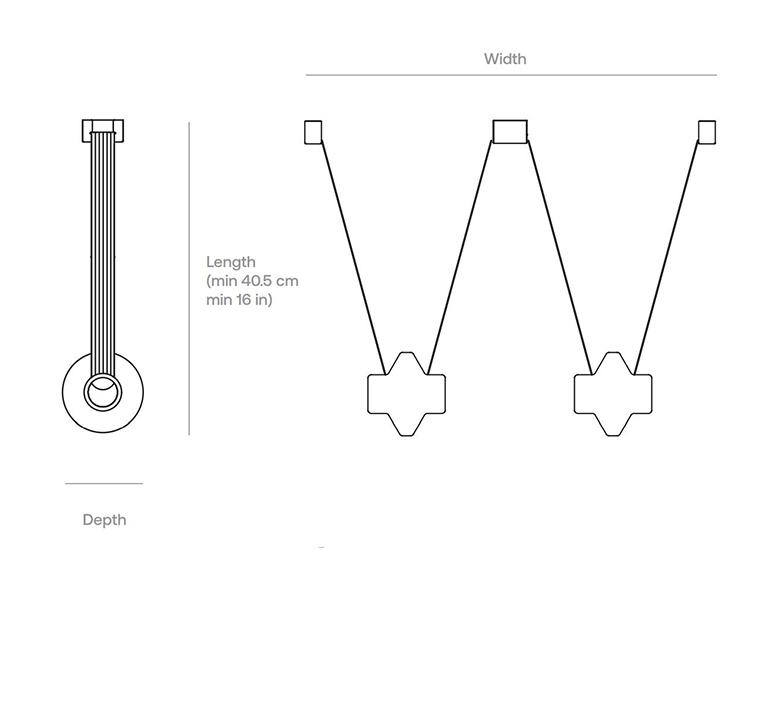 Etat des lieux 2b alexandre joncas gildas le bars suspension pendant light  d armes edl2bct27fxd2b  design signed nedgis 106141 product