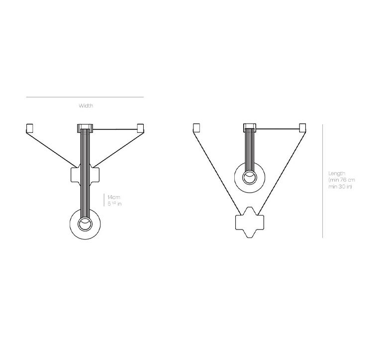 Etat des lieux 2c alexandre joncas gildas le bars suspension pendant light  d armes edl2cfg27fxd2b  design signed nedgis 106095 product