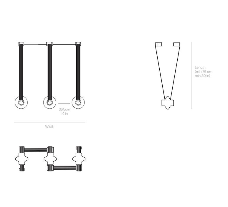 Etat des lieux 3b alexandre joncas gildas le bars suspension pendant light  d armes edl3bct27fxd2a  design signed nedgis 106083 product
