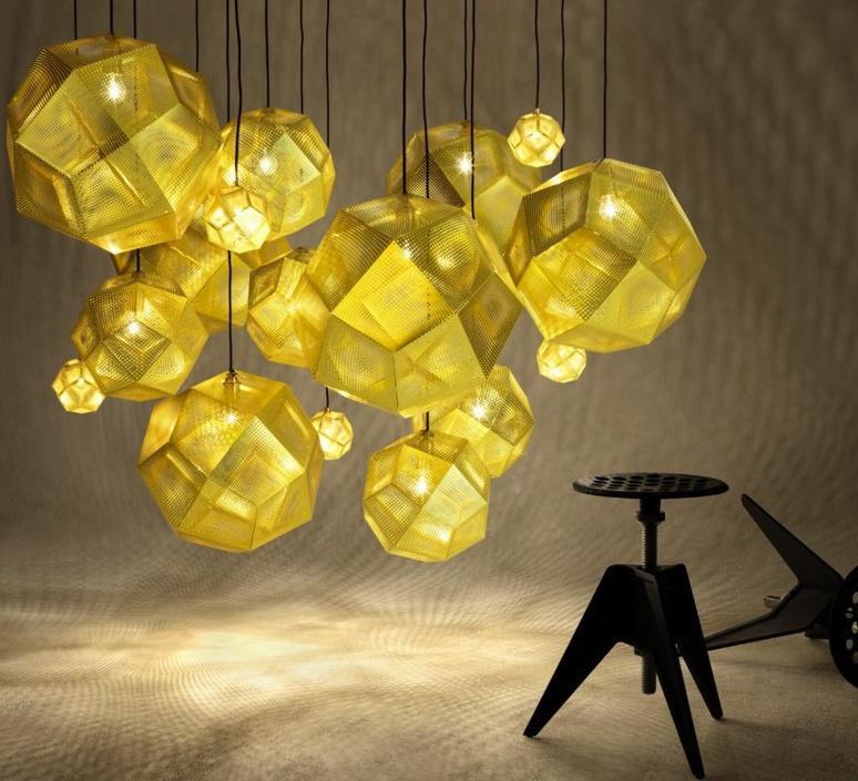 Etch 50 tom dixon suspension pendant light  tom dixon ets02b50eu  design signed 33574 product