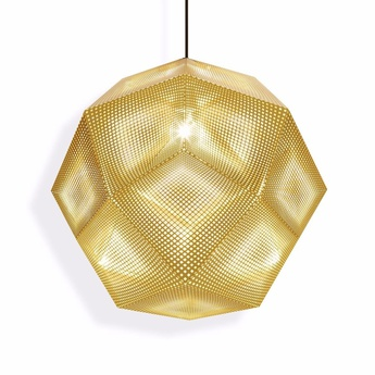 Suspension etch 50 laiton h50cm l50cm tom dixon normal