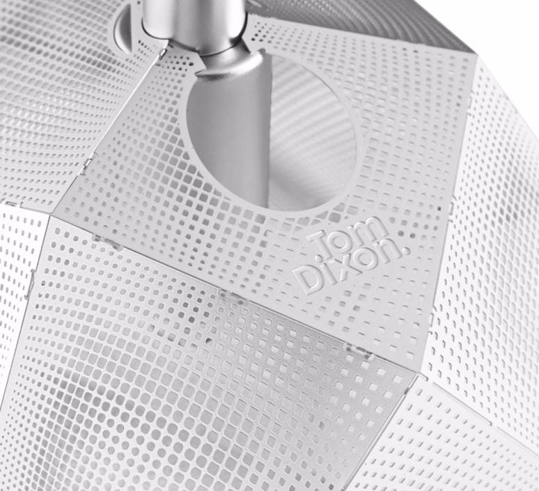 Etch mini tom dixon suspension pendant light  tom dixon etsm01sileu   design signed 34233 product