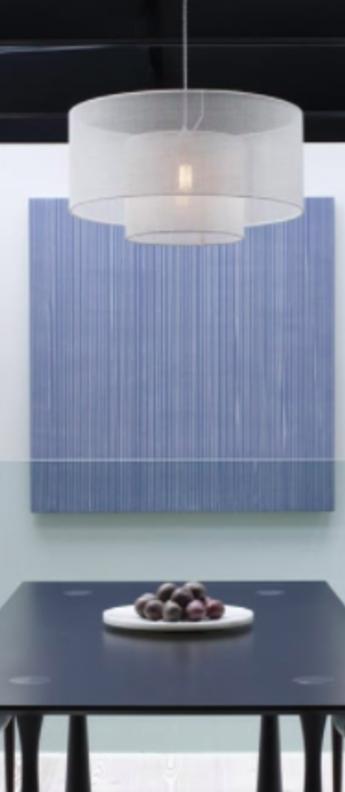 Suspension etoille blanc l60cm h30cm cto lighting normal