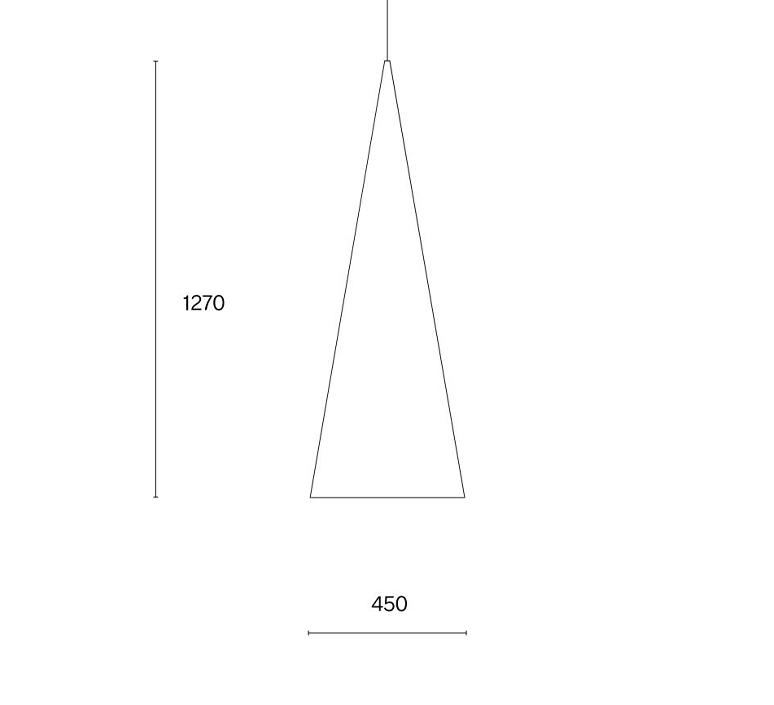 Extra large pendant s1 claesson koivisto rune suspension pendant light  wastberg 151s1279005  design signed nedgis 123394 product