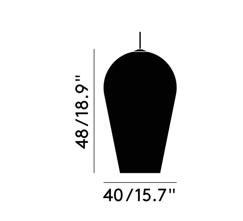 Fade tom dixon suspension pendant light  tom dixon fap01coeu  design signed 36884 product
