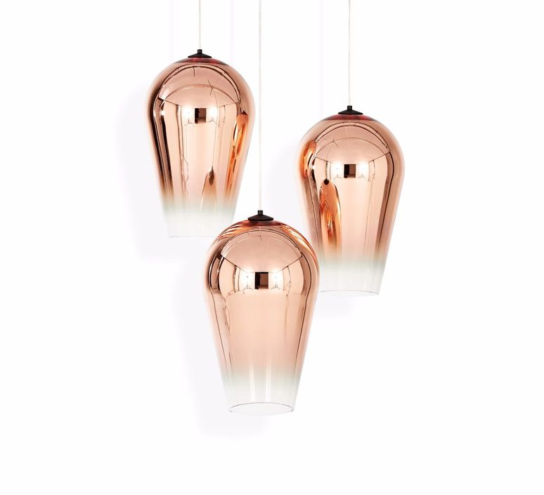 Fade tom dixon suspension pendant light  tom dixon fap01coeu  design signed 36887 product