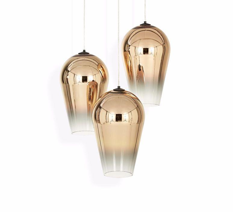 Fade tom dixon suspension pendant light  tom dixon fap01goeu  design signed 36892 product