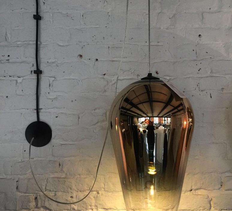 Fade tom dixon suspension pendant light  tom dixon fap01goeu  design signed 38915 product