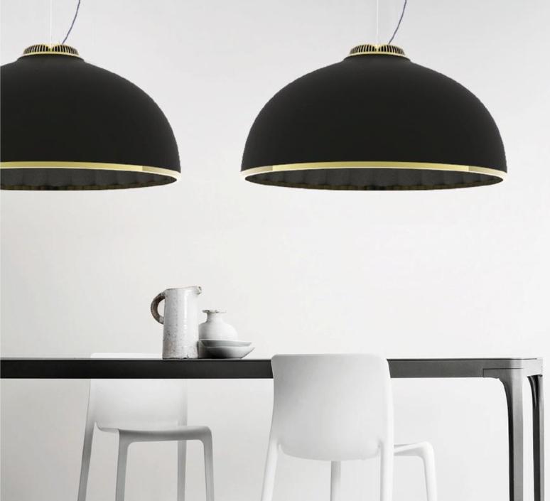Farel d96 diego sferrazza suspension pendant light  luceplan 1d960 1d0530 1d960c0000a2  design signed 56254 product