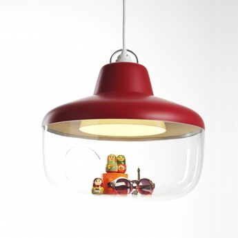 Suspension favourite things framboise o45cm eno studio normal