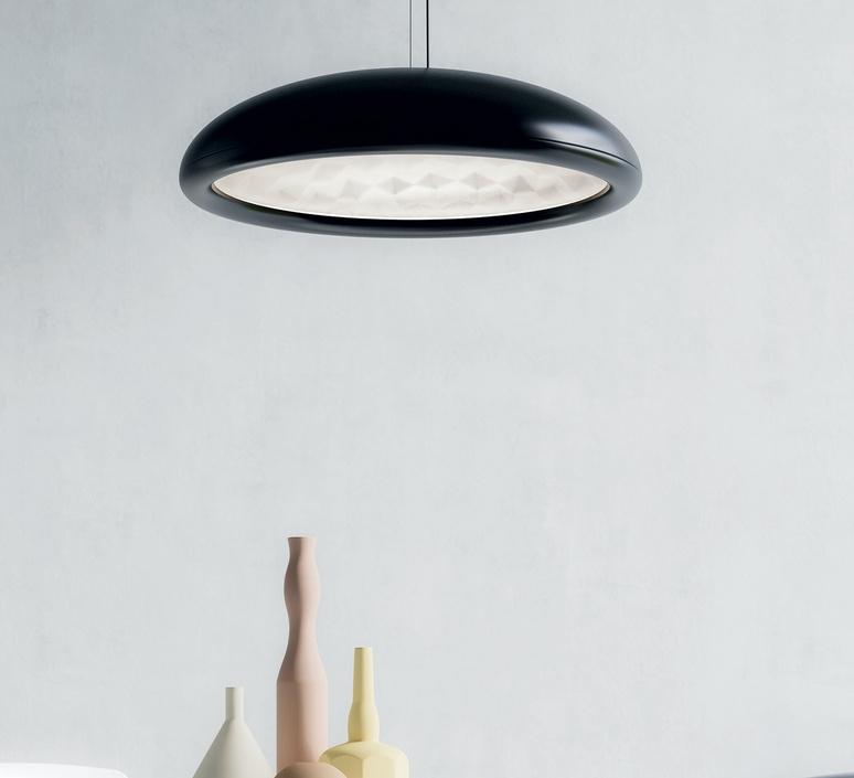 Febo h1 paolo rizzatto suspension pendant light  rotaliana 1fbh1n0062fl0  design signed nedgis 115143 product