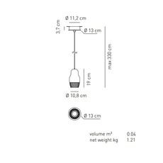 Fedora dima loginoff axo light spfedor1brbcgu1 luminaire lighting design signed 18250 thumb