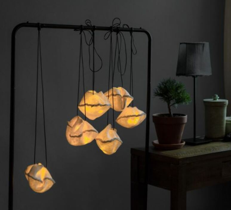 Felted lighting cloud ekaterina galera suspension pendant light  ekaterina galera lc010 pro  design signed nedgis 87993 product