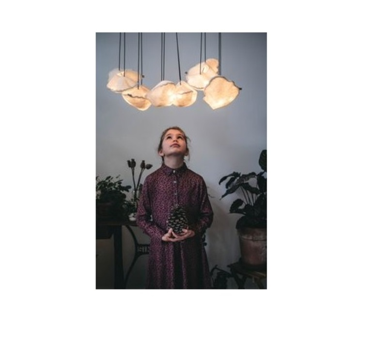 Felted lighting cloud ekaterina galera suspension pendant light  ekaterina galera lc010 pro  design signed nedgis 87997 product