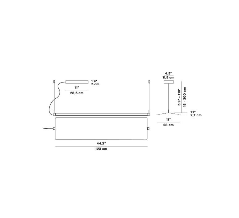 Fienile daniel rybakken suspension pendant light  luceplan d98sw1 1d980sw10002   design signed nedgis 100723 product