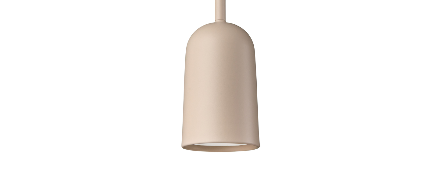 Suspension figura arc beige o10cm h45cm schneid normal