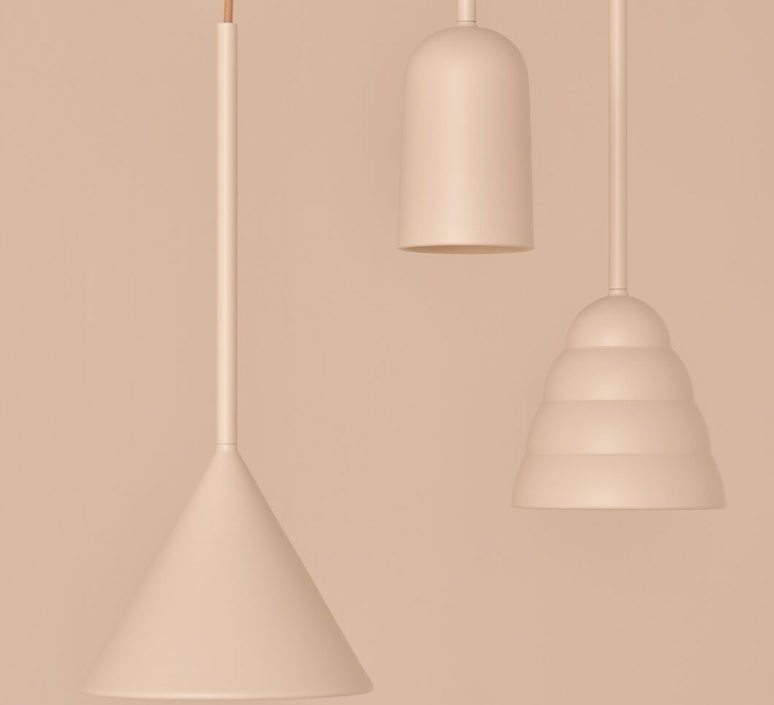 Figura arc julia mulling et niklas jessen suspension pendant light  schneid figura arc beige  design signed nedgis 66018 product