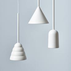 Figura arc julia mulling et niklas jessen suspension pendant light  schneid figura arc blanc  design signed nedgis 66013 thumb