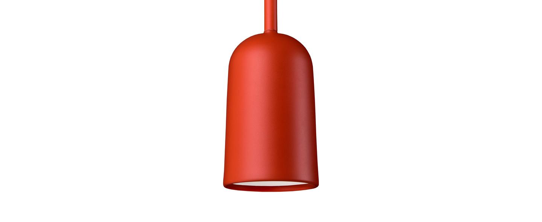 Suspension figura arc orange o10cm h45cm schneid normal