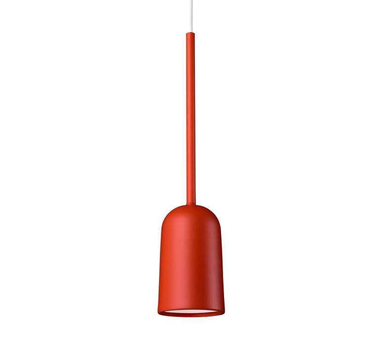 Figura arc julia mulling et niklas jessen suspension pendant light  schneid figura arc orange  design signed nedgis 66004 product