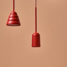 Figura arc julia mulling et niklas jessen suspension pendant light  schneid figura arc orange  design signed nedgis 66012 thumb