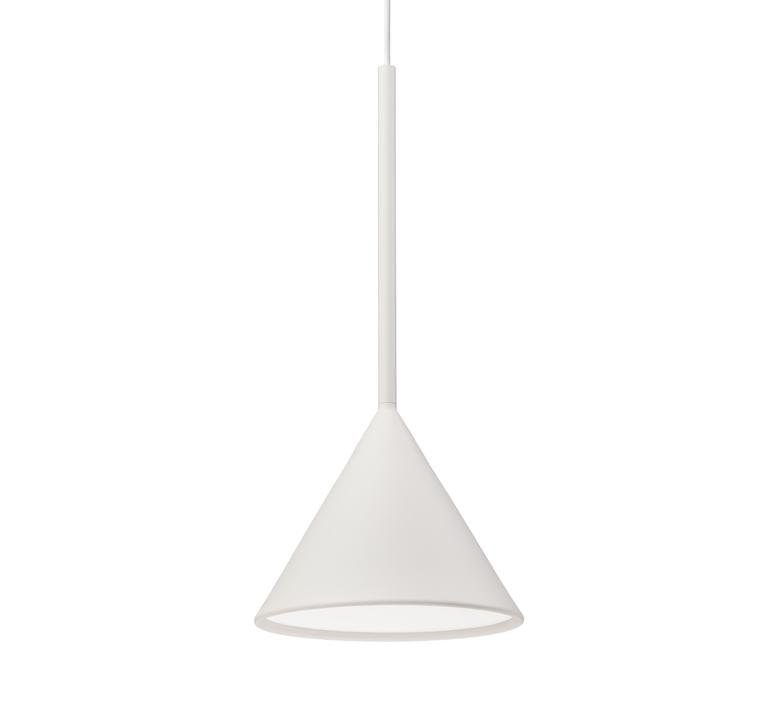 Figura cone julia mulling et niklas jessen suspension pendant light  schneid figura cone blanc  design signed nedgis 66024 product