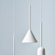 Figura cone julia mulling et niklas jessen suspension pendant light  schneid figura cone blanc  design signed nedgis 66035 thumb