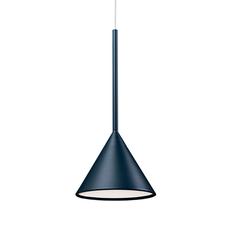 Figura cone julia mulling et niklas jessen suspension pendant light  schneid figura cone bleu  design signed nedgis 66019 thumb