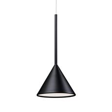Figura cone julia mulling et niklas jessen suspension pendant light  schneid figura cone noir  design signed nedgis 66020 thumb