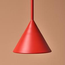 Figura cone julia mulling et niklas jessen suspension pendant light  schneid figura cone orange  design signed nedgis 66032 thumb