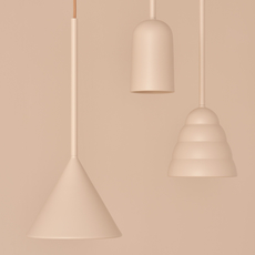 Figura stream julia mulling et niklas jessen suspension pendant light  schneid figura stream beige  design signed nedgis 65985 thumb