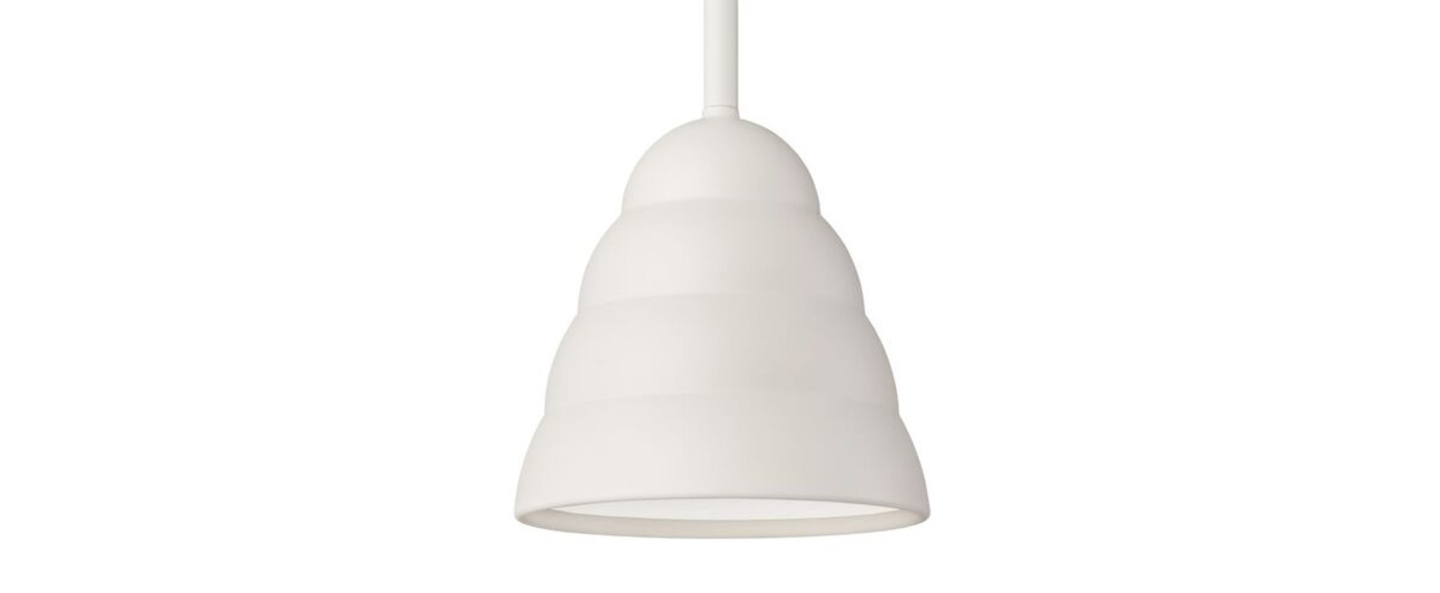 Suspension figura stream blanc o16 5cm h45cm schneid normal