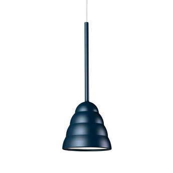 Suspension figura stream bleu o16 5cm h45cm schneid normal