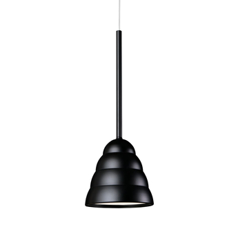 Suspension figura stream noir o16 5cm h45cm schneid normal