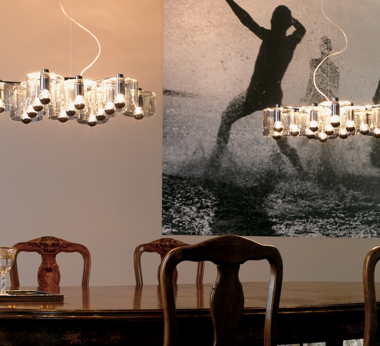 Fiore laudani et romanelli oluce 433 luminaire lighting design signed 24542 product