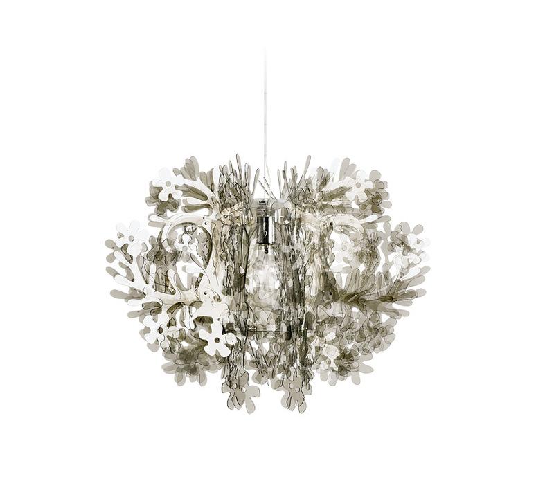 Fiorella nigel coastes suspension pendant light  slamp fio014sos0000f  design signed 45995 product