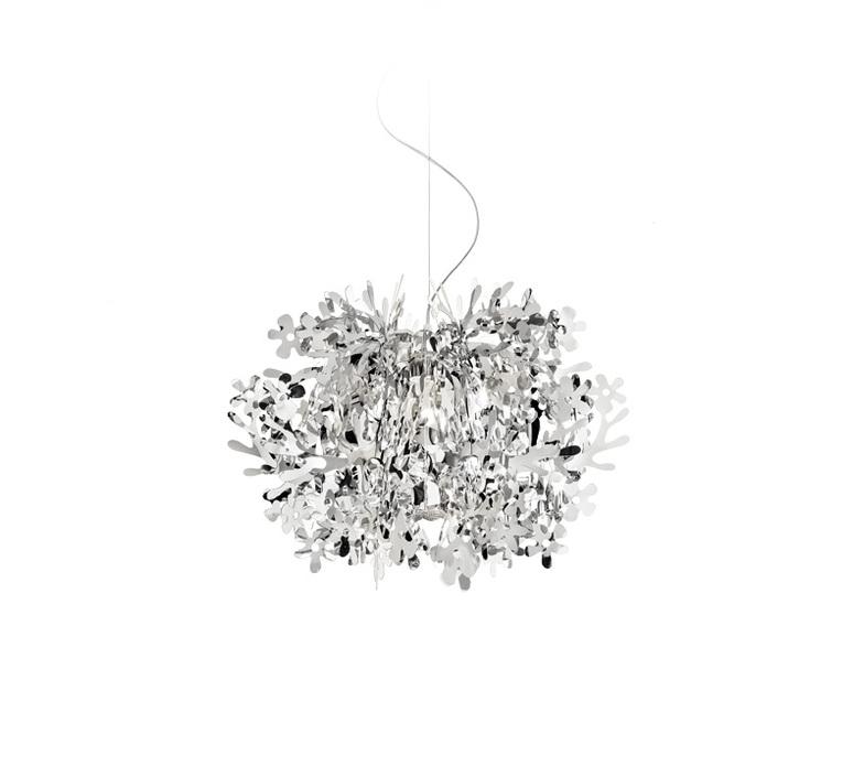 Fiorella mini nigel coastes suspension pendant light  slamp fio14sos0002s 000  design signed 46335 product
